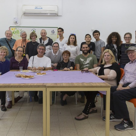Canadian Friends of the Hebrew University Delegation's visit - March 2018 picture 1