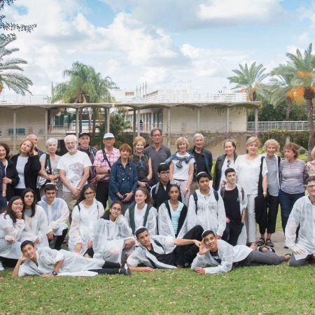 Canadian Friends of the Hebrew University Delegation's visit - November 2018 picture 1