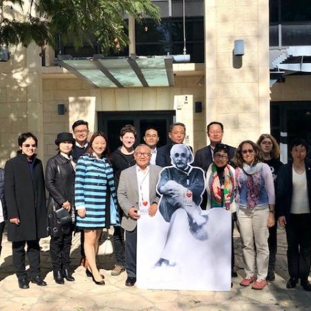 Hong Kong Delegation visit- November 2019 picture 1