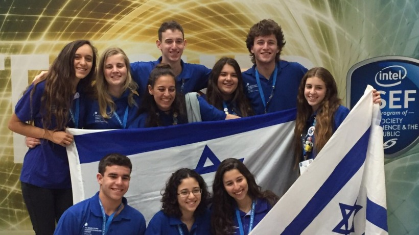 The Hebrew University Delegation - INTEL Challenge